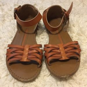 Cute Brown Sandals